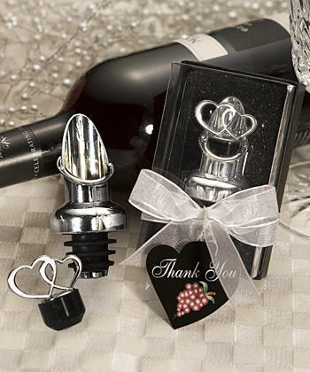 Heart Design Wine Pourer/Stopper